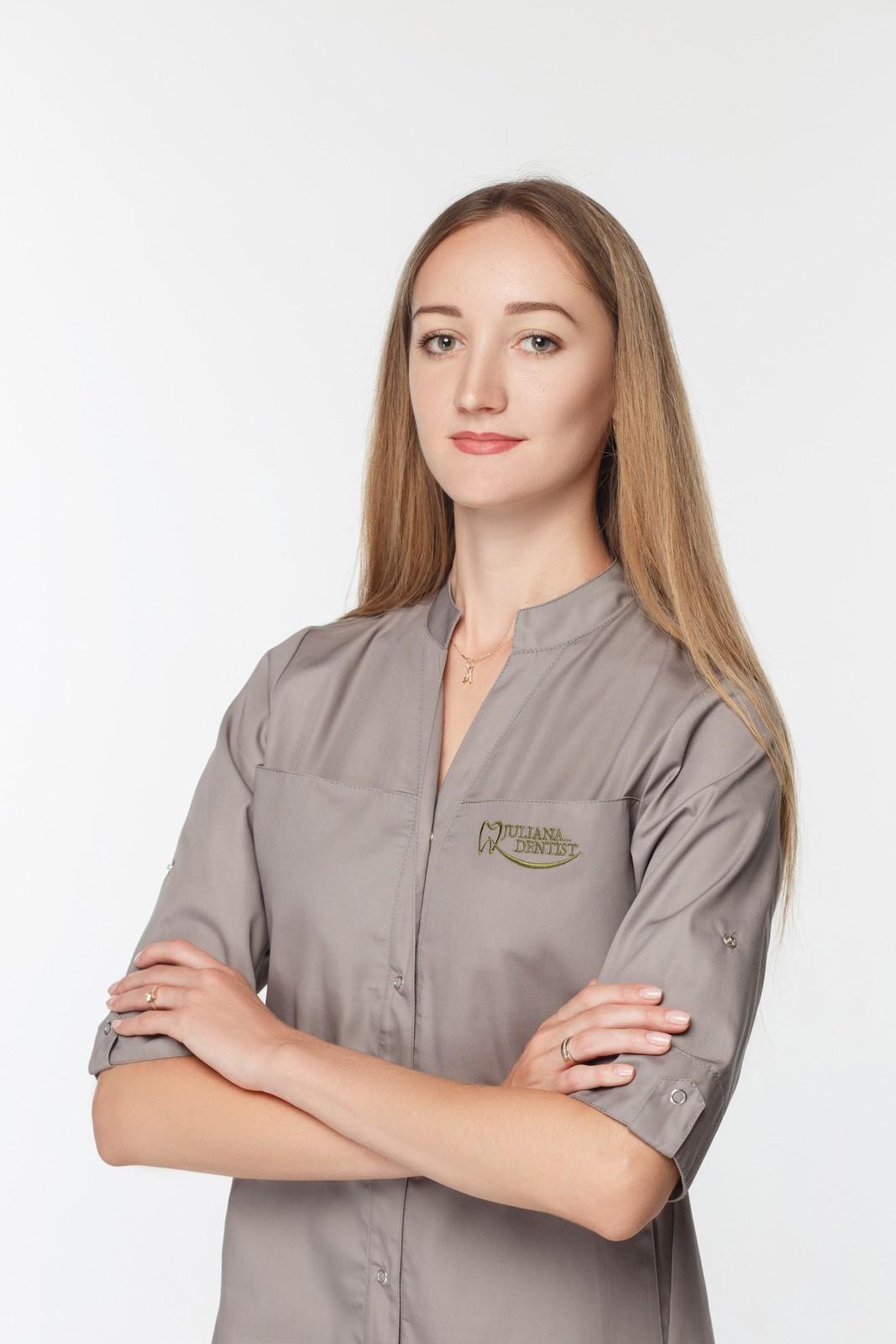 Анастасия Бараник